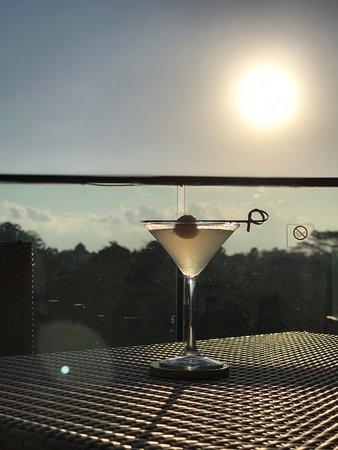 Naga Rooftop Bar and Lounge by Sthala Ubud Bali