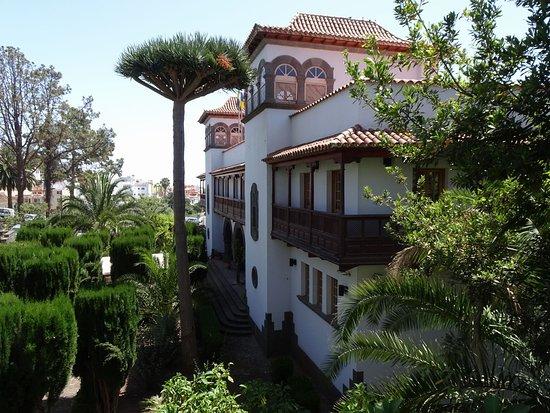 Centro historico de la Villa de Teror