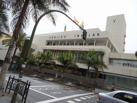 Cabildo Insular Las Palmas de Gran Canarias