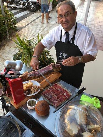 Best ham Iberico de Bellota