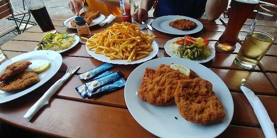 Waldschenke Ziegelhuette Koenigsbronn Restaurant Reviews