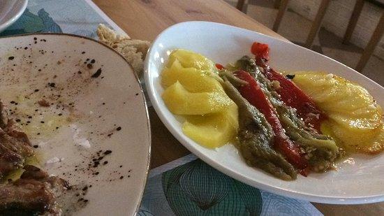 Poco conocido y un espectaculo gastronomico