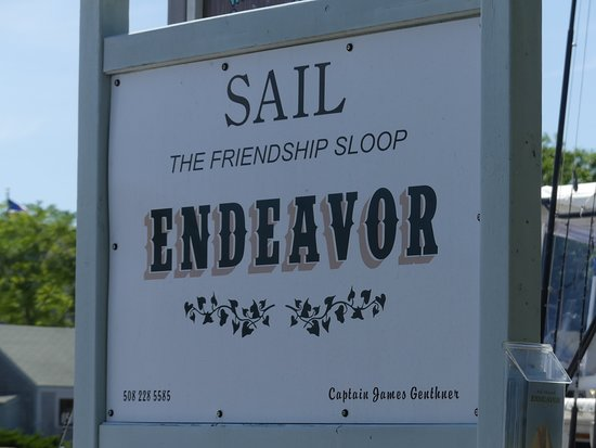 Endeavor Sailing Excursions (Nantucket) - Updated 2019 - All