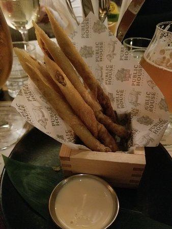 Duck chopsticks