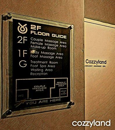 Cozzyland Reflexology & Family Spa