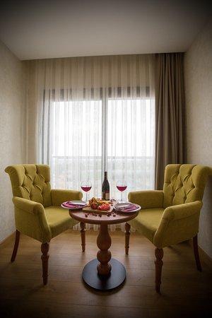 Alasehir, ตุรกี: PANAROMIK DELUXE SUITE CAN DELUXE HOTEL