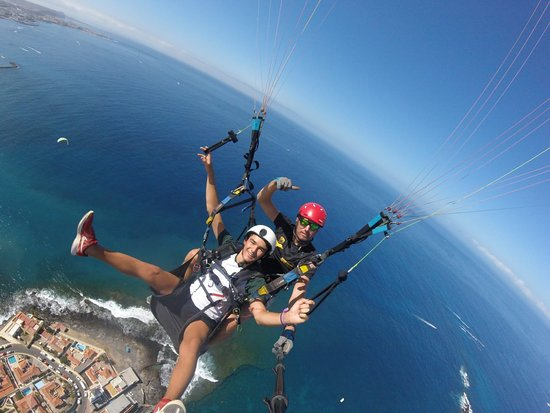 Tenerife Tandem Paragliding (Adeje) - 2019 All You Need to Know