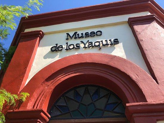 Museo de los Yaquis