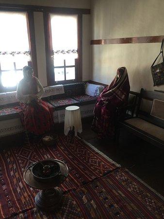 Vezirkopru, ตุรกี: Abdullah derici konağı görüntüsü