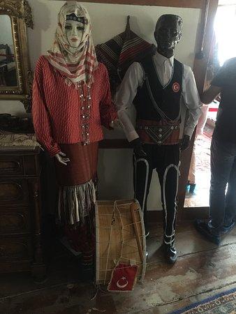 Vezirkopru, ตุรกี: Abdullah derici konağının görüntüsü