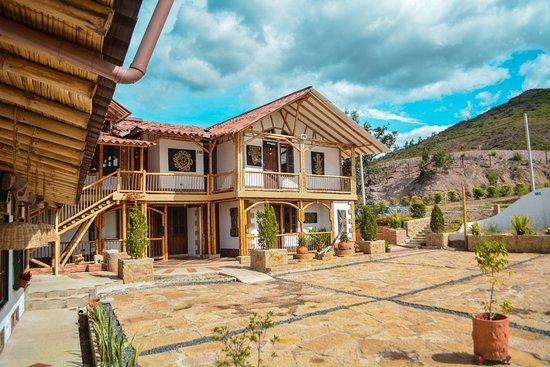 Sutamarchan, โคลอมเบีย: Nuestras habitaciones conllevan comodidad, calidad y confort.