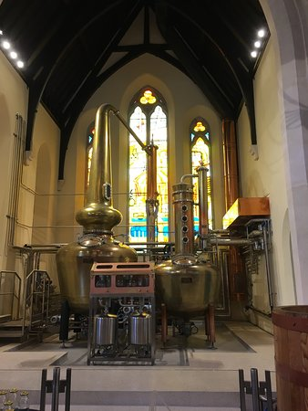 Pearse Lyons Whiskey Distillery: Interactive Tour and 4 Whiskey Tastings Photo