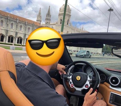 Drive Me Lisbon
