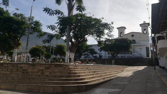 Plaza de armas de cascas