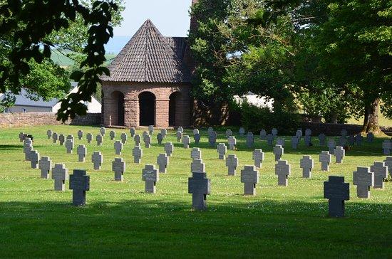 Recogne (Bastogne), Bélgica: kapel