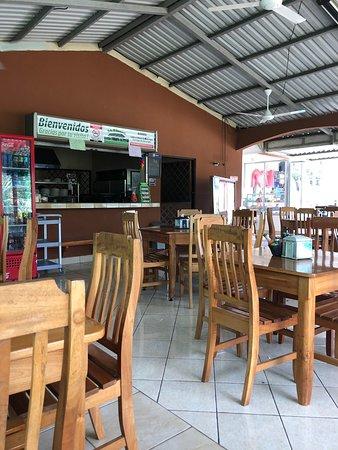 Bilde fra Soda El Guanacaste