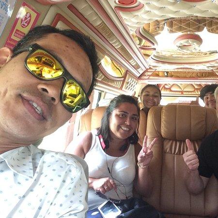 P Van Phuket And Tour