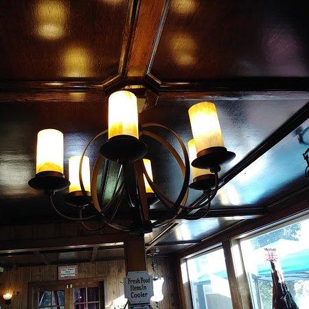 Lodge lighting