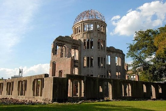 Hiroshima Peace Memorial Park og...
