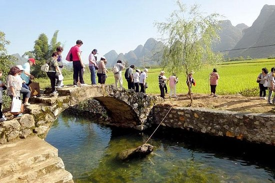 1-Day Li River Cruise from Guilin to...