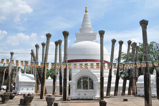 Private Day Tour: Sacred City of...