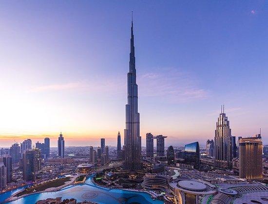 At the Top, Burj Khalifa: «entrée...