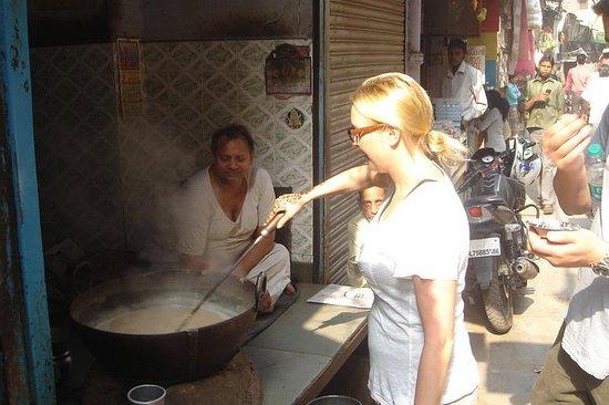 Halv dag Old Delhi Bazaar Walk och ...