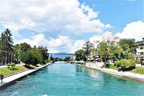 奥斯里德的斯特鲁加,洞穴教堂和Vevchani泉水之旅