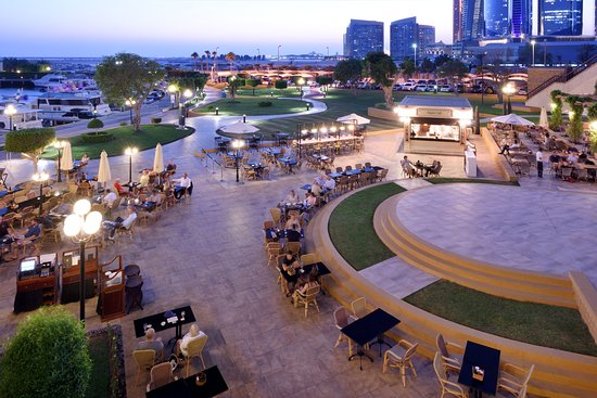 Belgian Cafe: RELAXED DINING, COMPLEMENTARY VIEWS Laidback al fresco drinking and dining served with sparkling marina views