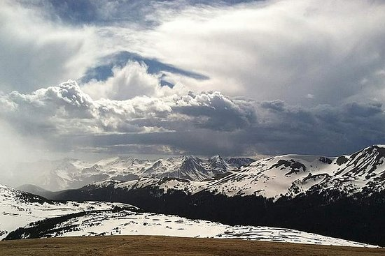 Alpint besøkssenter-tur