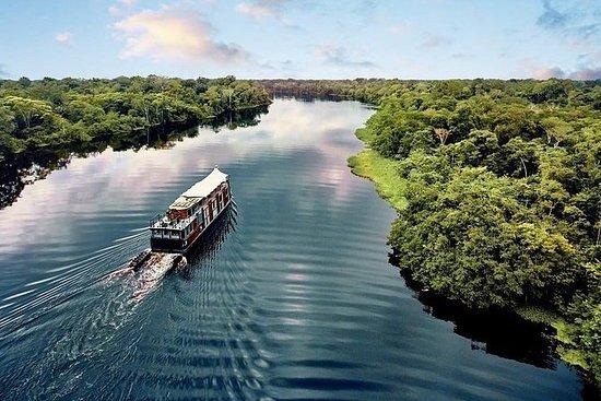 Tambopata Jungle Adventure Tour 4...