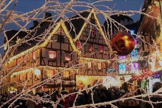 アルザスサファリはあなたがクリスマスの魔法、2つのクリスマスマーケットとテイステ…
