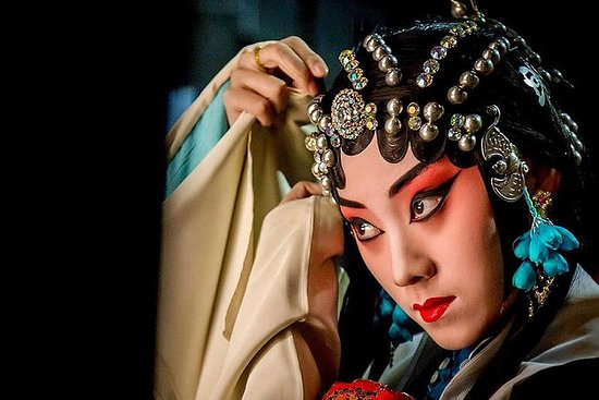 Peking Opera Experience på Beijing...