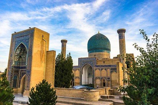 Silkeveien Usbekistan