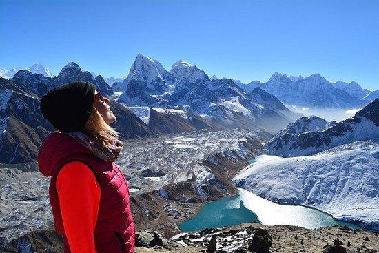15 dager \ 14 netter Everest Base...