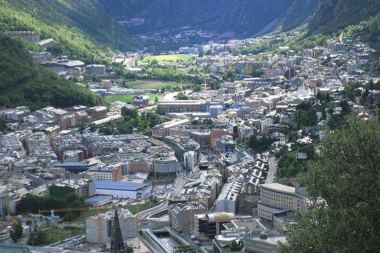 Royalty Andorra die kleine Grafschaft...