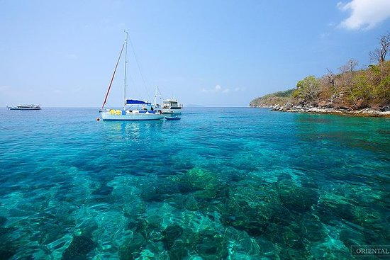 RAYA & CORAL ISLAND BY SPEEDBOAT FROM...