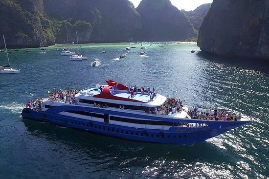 PHI PHI ISLAND BY ROYAL JET CRUISE...