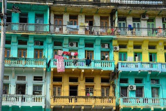 Myanmar Essential Overland - Bli med...
