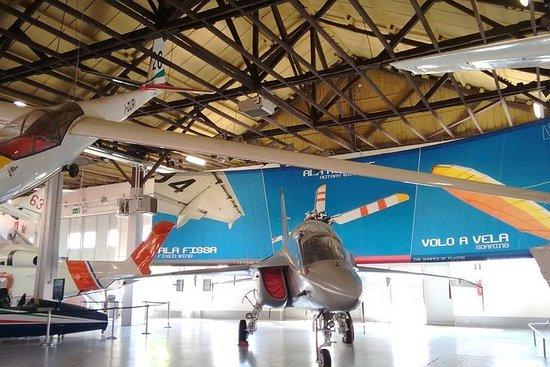 Museo del volo Volandia, visita