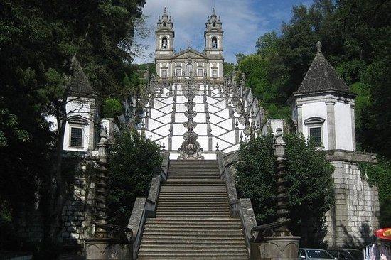 Tour Sardinhas Braga & Guimarães Van