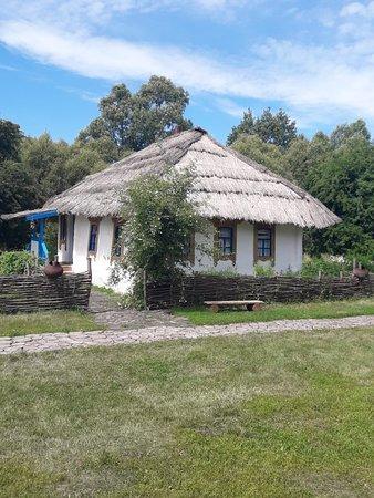 Prokhorovka, Rusia: Парк Ключи.  Несколько видов.