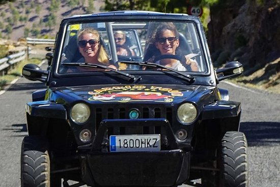 Cabriotour Big Mountain eksklusivt
