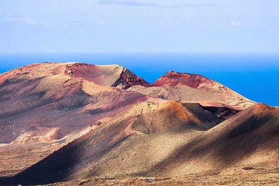 Fire Mountains,Timanfaya National...