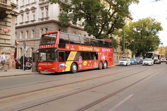 Stadtrundfahrt Prag...