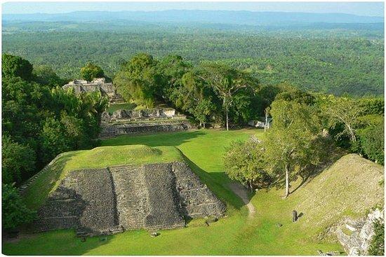 """Nim Li Punit """"The Big Hat"""" Mayan Ruin..."""
