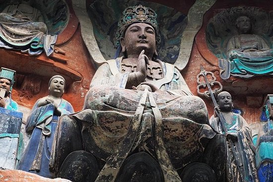 Historisk dagstur i Chongqing...
