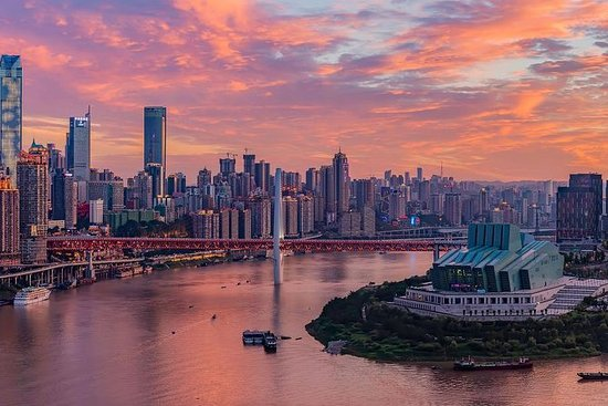 Well-spend Two Days in Chongqing...