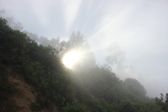 Fotturer på Limas himmel
