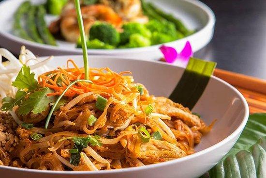 Clase de cocina tailandesa con...